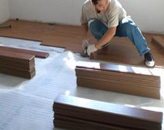 上海铺地板贴瓷砖服务